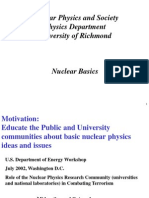 Radiation Physics Lecture