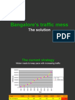 Bangalore Traffic Solution - PDF version