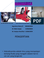 Hidrodinamika (Edited)