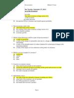 Microeconomics Homework