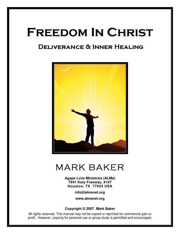 Deliverance & Inner Healing Manual   Sin   Jesus