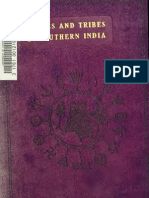 Castes & Tribes of Southern India - Volume 2 (Canji-Jungu)