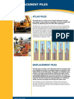 [FRANKI] Displacement Piles