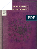 Castes & Tribes of Southern India - Volume 5 (Marakkayar-Palle)