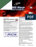 d20Warp v.0.91 RC9