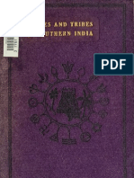 Castes & Tribes of Southern India - Volume 7 (Tabelu-Zonnala)
