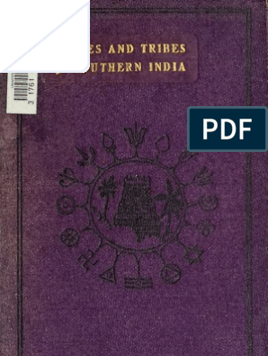Castes & Tribes of Southern India - Volume 7 (Tabelu-Zonnala