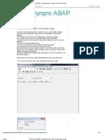 Web Dynpro ABAP_ Using Assistance Class in Web Dynpro Abap