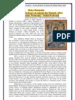 Icoane Facatoare de Minuni Din Athos