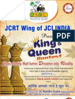 Jaycee King and Queen Contest PDF