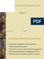Ch7_Developing a Global Management Cadre