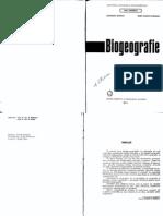 Biogeografie Calinescu