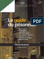 Le guide du prisonnier
