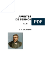 23182313 C H Spurgeon Apuntes de Sermones Vol II