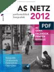 Das Netz 2012 – Jahresrückblick Netzpolitik