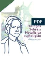 Diálogos sobre a Metafísica e a Religião, de Nicolas Malebranche