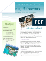 Junkanoo- Fact Sheet