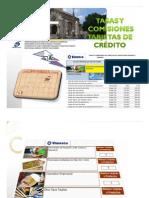 Tarjetas Crédito Banco Vimenca