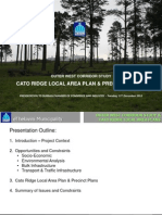 Cato Ridge LAP & Precinct Plans to Chamber