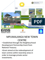 KZN OUTER WEST DEVELOPMENT - MPUMALANGA MALL
