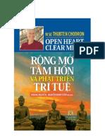 Rong Mo Tam Hon Va Phat Trien Tri Tue