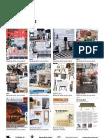 Select Editorial Coverage Sep-Dec 2012