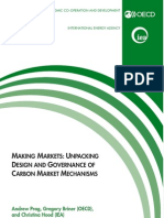 Oecd_making Markets- Unpacking Design and Governance of Carbon Market 2012