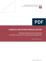 Chemical & Petrochemical Sector- Potential of Best Practice Technology- Energy Efficiency