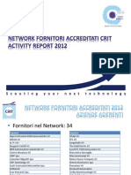 CRIT ActivityReportNFA 2012 Public
