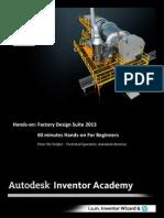Factory Design Suite 2013