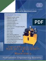 Hydropower Web