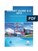Export Guide a- Z