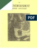 The Hendershot Motor Mystery