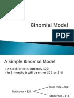 Greeks, BSM & Binomial
