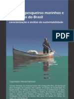 Haimovici 2011 Sistemas Pesqueiros Marinhos e Estuarinos Do Brasil Caracterizacao e Analise Da Sustentabilidade