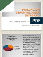Evaluacion Gerntlogica Integral