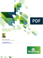 Balance Your Supply Chain With Big Data