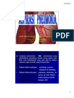 Rts 146 Slide Aspirasi Pneumonia