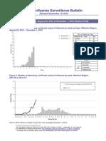 Docs Admin-#1297832-V2b-Weekly Influenza Surveillance Bulletins - 2012-2013 Season