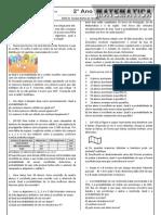 Exercicios de Aprendizagem - Prababilidade - 2 Ano 2010