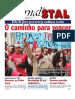 Jornal do STAL - N.º 104 - Dezembro 2012