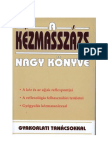 A Kézmasszázs nagykönyve