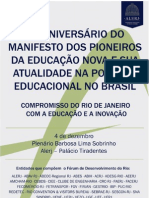 Carta Compromisso II - 10-12-2012
