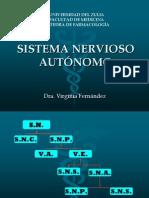 Clase de SNA MODIF Con Histamina