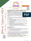 VSAAC October Newsletter 2012