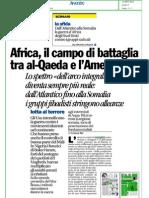 Alqaeda Usa in Africa