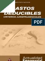 Gastos Deducibles - Criterios Jurisprudenciales