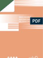 Indicadores Socioeconomicos del Municipio de Moreno