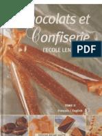 Chocolats Et Confisserie LENOTRE Tome 2
