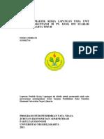 Lap PKL Fitri TNReg2008